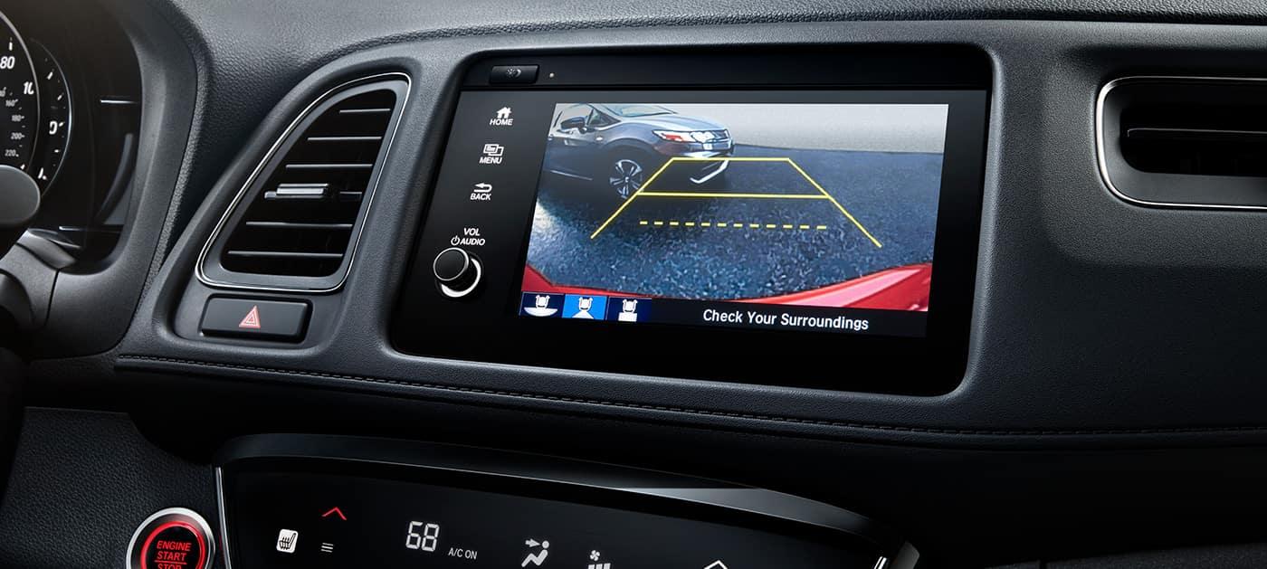 2019 Honda HR-V Backup Camera