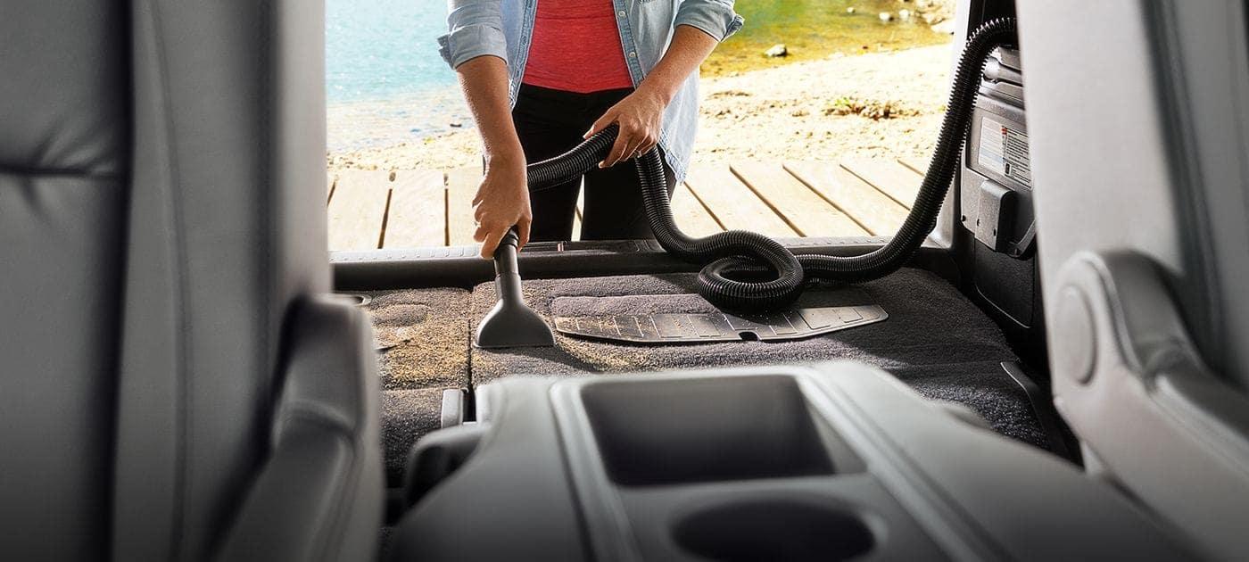 2019 Honda Odyssey Cleanup