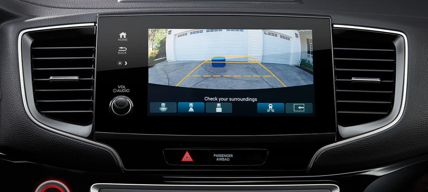 2019 Honda Pilot Backup Camera