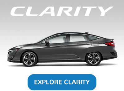 Honda Clarity Button