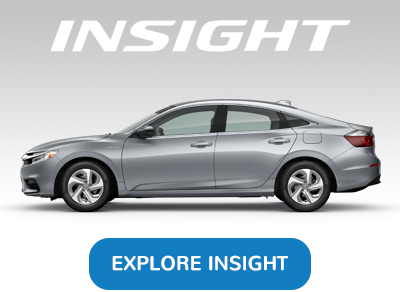 Honda Insight Button