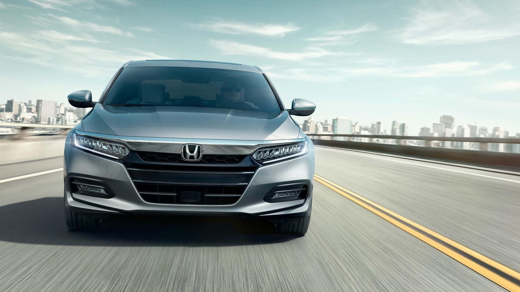 2019 Honda Accord Front View