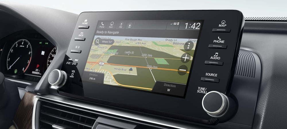 2019 Honda Accord Navigations
