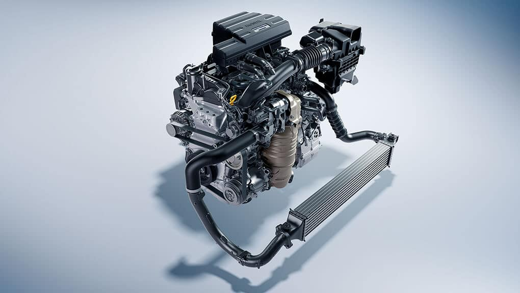 2019 Honda CR-V Engine