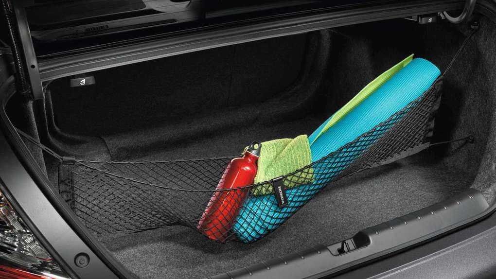 2019 Honda Civic Hatchback Interior Accessories