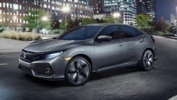 2019 Honda Civic Hatchback Performance