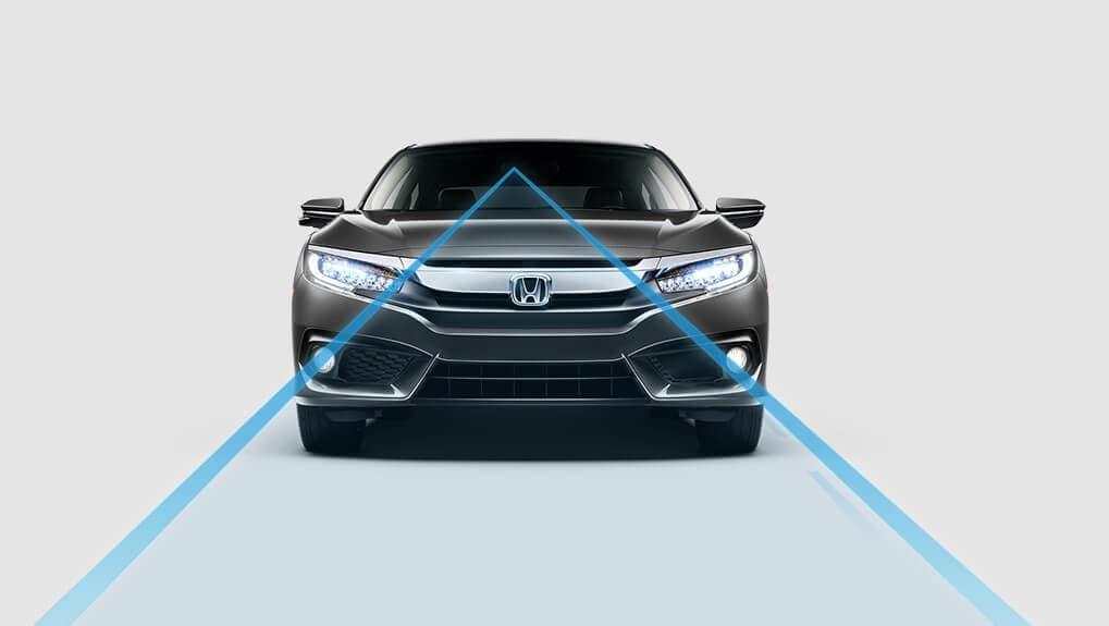 2019 Honda Civic Honda Sensing Front