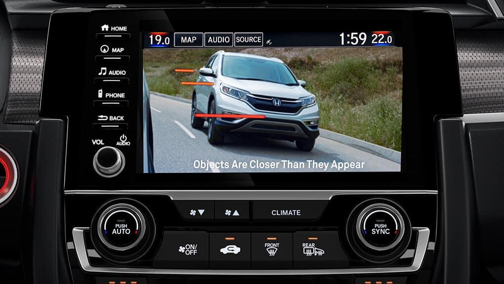 2019 Honda Civic Side Cameras