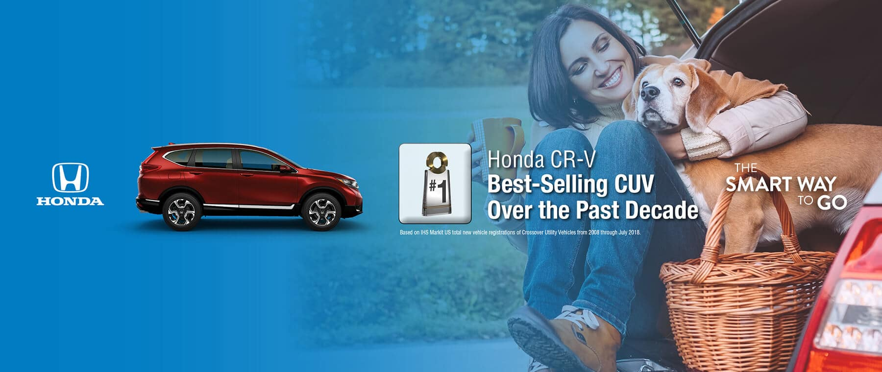 Honda CR-V Smart Way to Go Detroit Area Honda Dealers
