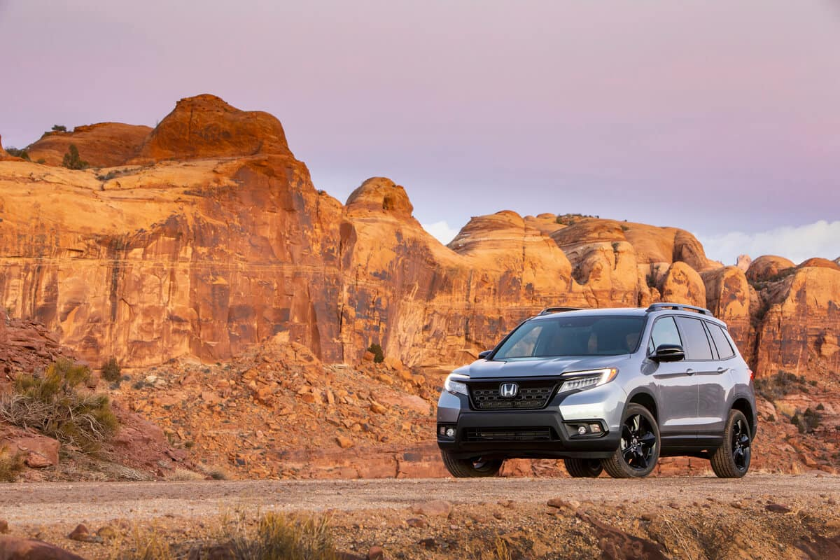 2019 Honda Passport Price