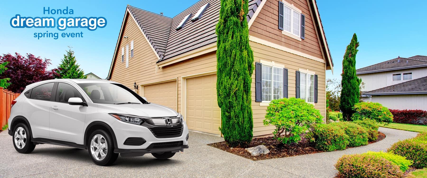Honda Dream Garage Spring Event 2019 HR-V Slider