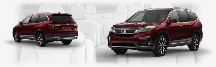 2019 Honda Pilot Awards