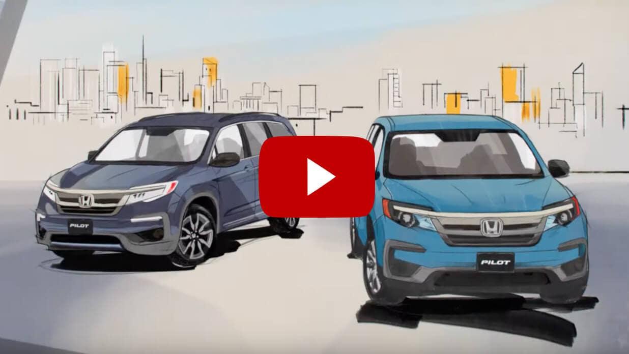 Honda Pilot Video Still