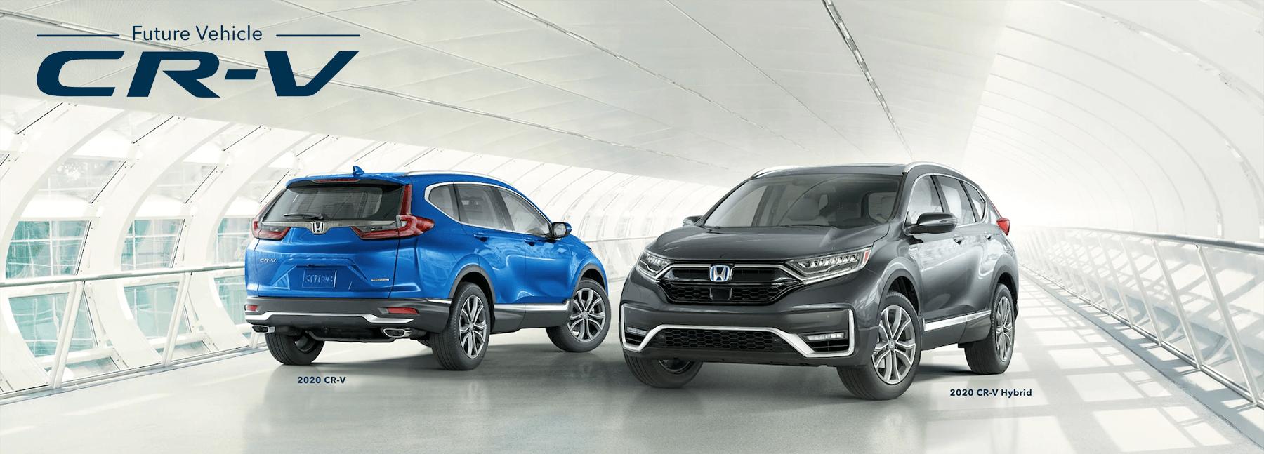 Honda Future Vehicle 2020 CR-V Slider