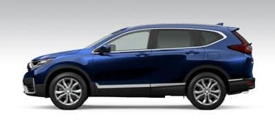 2020 Honda CR-V Models Page Image