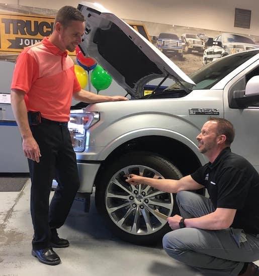 Ford Auto Service - Andover
