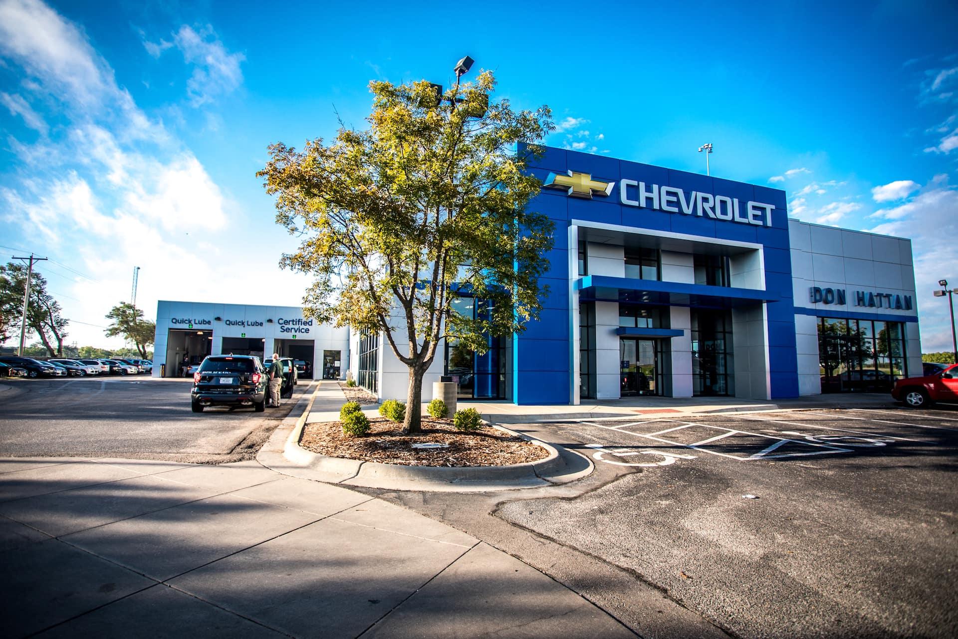 Contact Us Don Hattan Dealerships 6000 Hattan Chevrolet ...