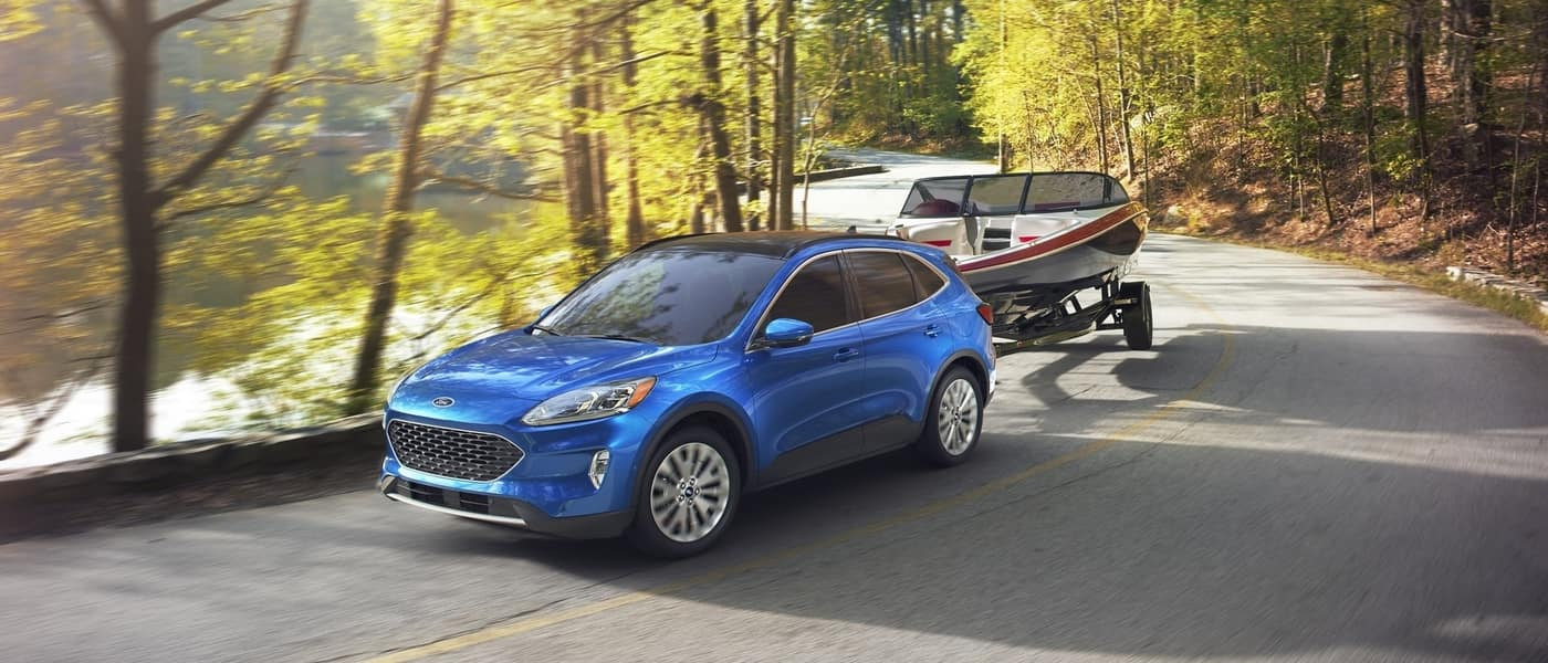 2020 Ford Escape Towing