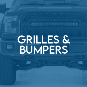 grilles bumpers