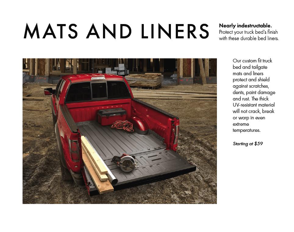 mats liners