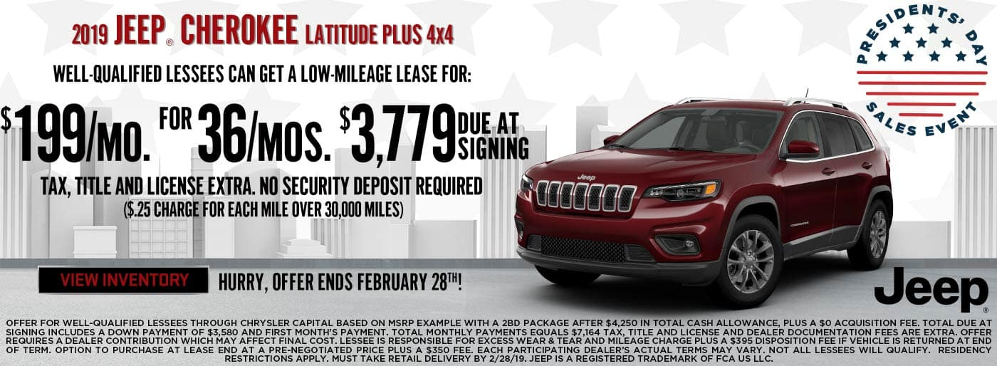 Jeep Cherokee, Downtown Auto Group, L&L Motor, Vernal, Utah, Roosevelt, New SUV