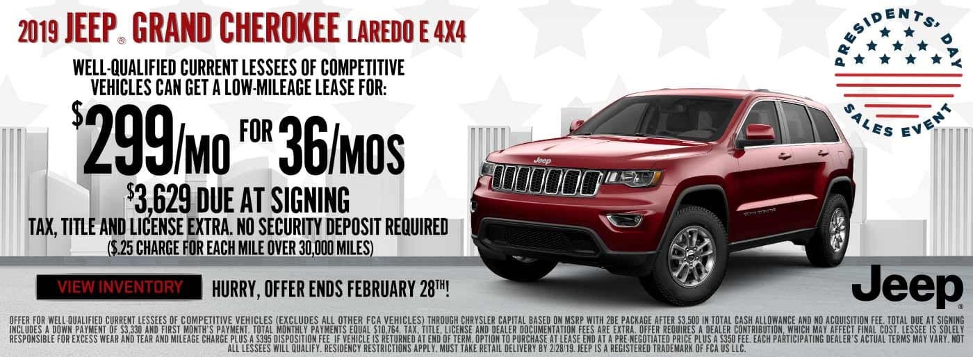 Jeep Grand Cherokee, Downtown Auto Group, L&L Motor, Vernal, Utah, Roosevelt, New SUV