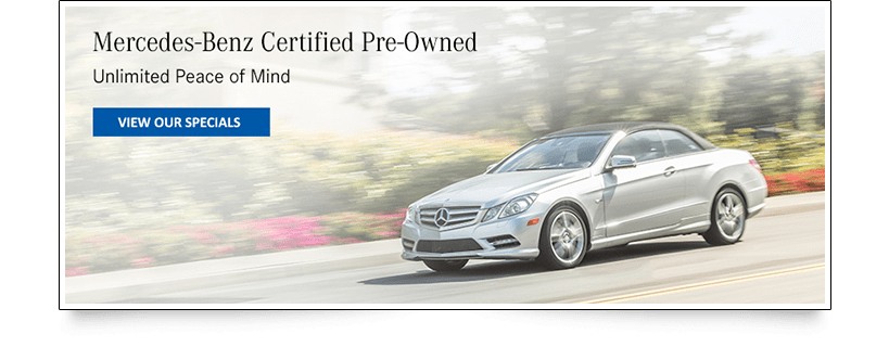 MercedesBenz Service Specials And Coupons Fletcher Jones Motorcars - Mercedes benz service coupons