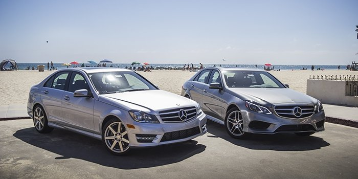 New mercedes benz specials orange county fletcher jones for Orange county mercedes benz