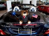 Mercedes-Benz 96-Hour Labor Day Sales Event