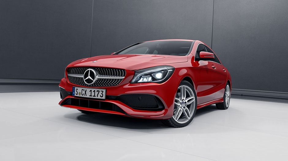 What makes the 2018 mercedes benz cla such a unique coupe for Mercedes benz huntington phone number