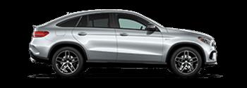 GLE43 AMG Coupe