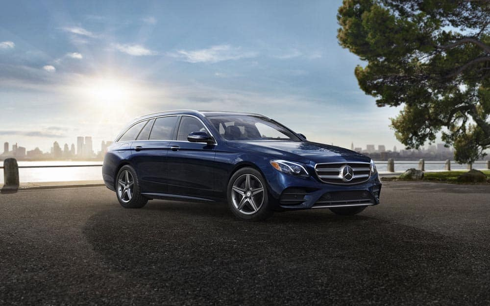 2018 E-Class Wagon By Sunrise