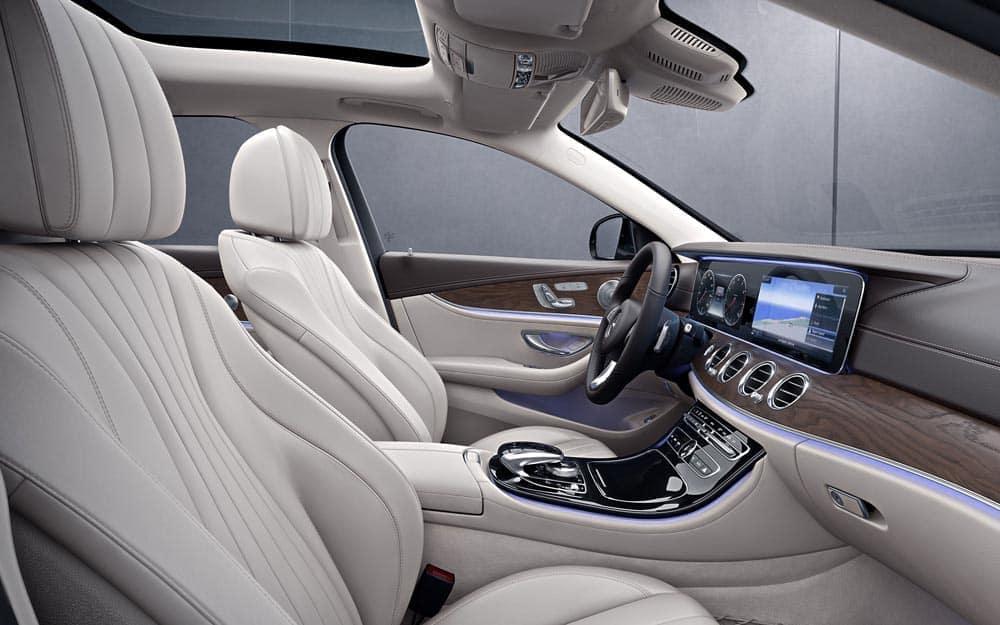 2018 E-Class Wagon Interior