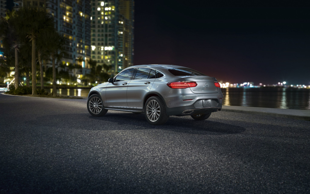 The 2017 Glc Coupe Promises Efficient Power In A Sleek Style