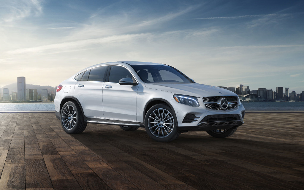 The 2017 glc coupe promises efficient power in a sleek style for Mercedes benz lease specials orange county