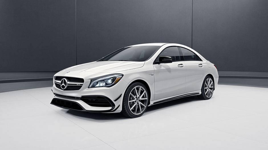 Mercedes-AMG® CLA 45
