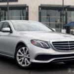 Silver Fletcher Jones Motorcars Newport Beach 2017 Mercedes-Benz E-Class