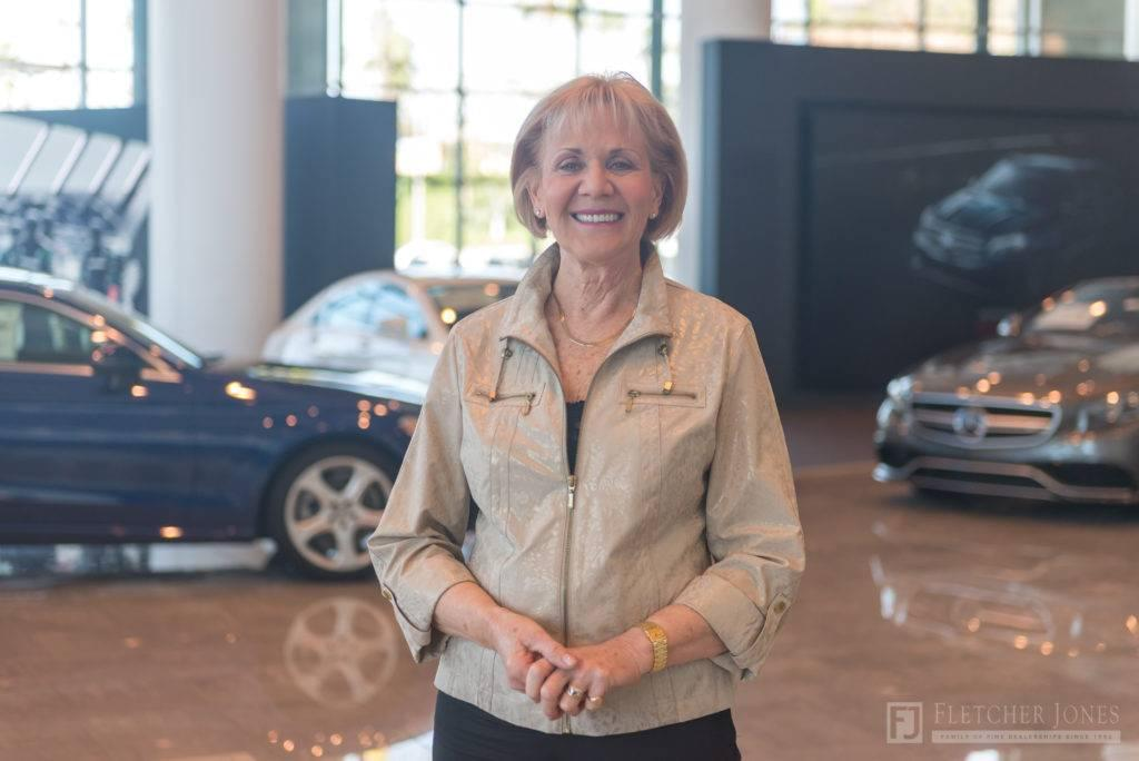 Denise Banner Fletcher Jones Motorcars International Womens day 2017