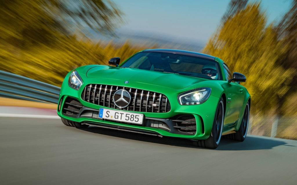 The Release Of The 2018 Mercedes Amg Gt R Fletcher Jones Motorcars