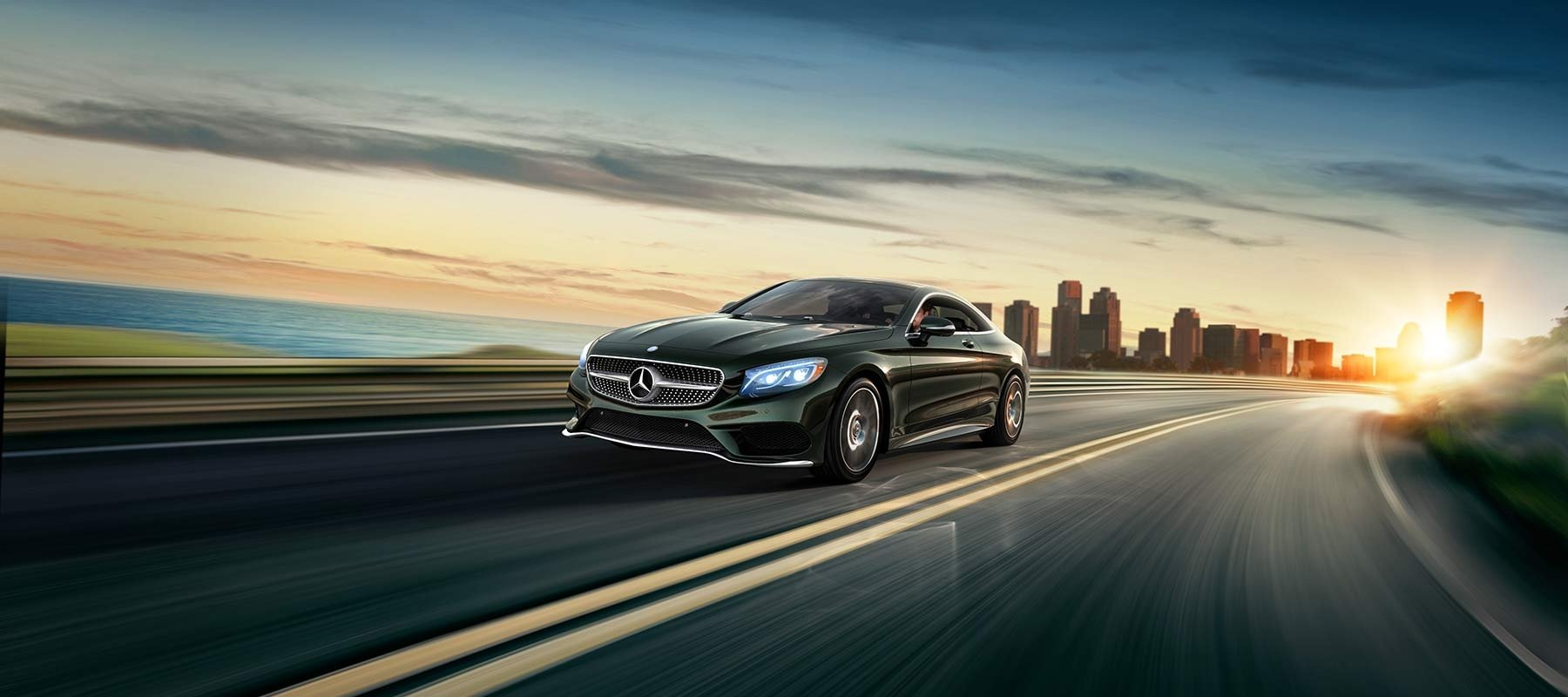 2017 Mercedes-Benz S 550 Coupe