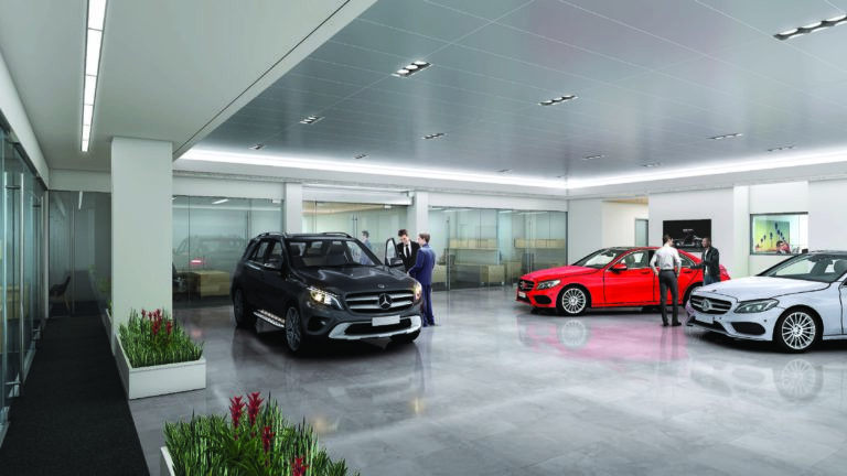 New Car Delivery Center