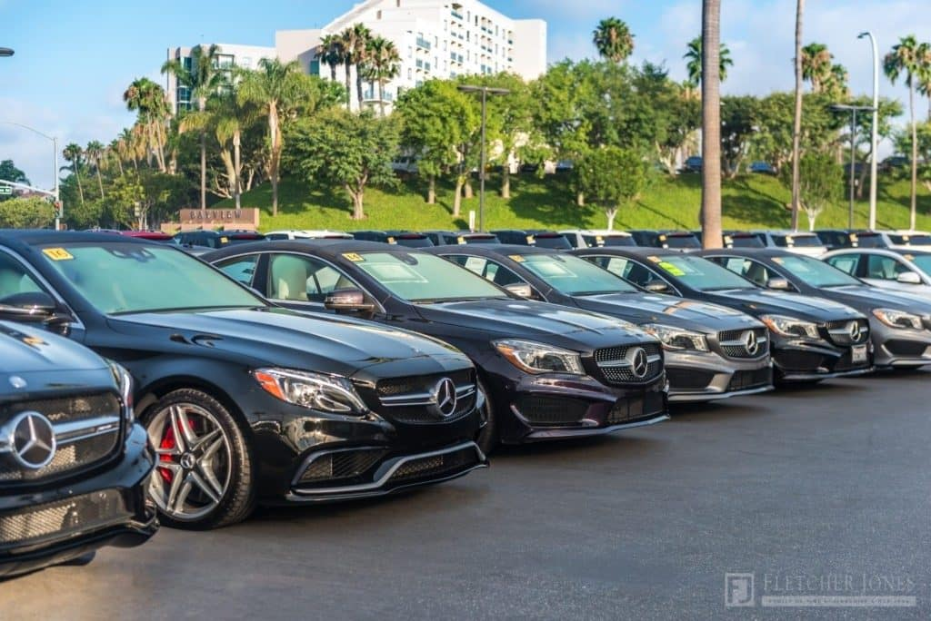 MB Pre-Owned Line Up