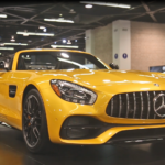 Solarbeam Yellow Mercedes AMG GT C
