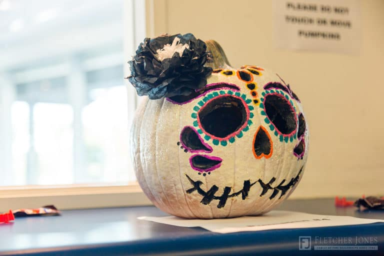FJ 1st Place Pumpkin