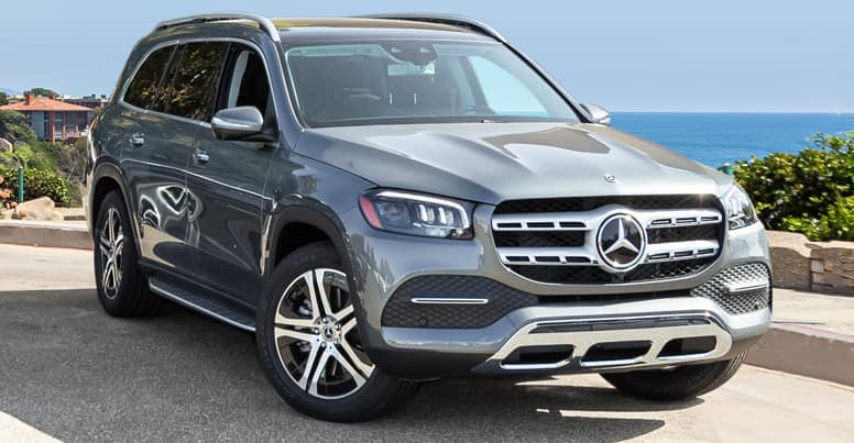 2021 GLS 450 Lease