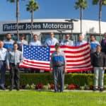 Veterans day 2017 Fletcher Jones Motorcars