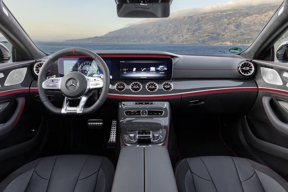 2019 Mercedes-AMG CLS 53 Interior