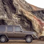 2019 G Class in Mountains