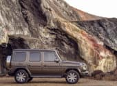 Everything You Need to Know About the New 2019 G-Class