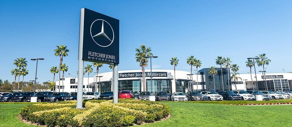 Fletcher Jones Motorcars Named Nation's #1 Mercedes-Benz Center in New Car Sales